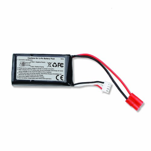 Walkera 25C 3S 1000mAh 11.1V LiPO Battery for Master CP RC Helicopter