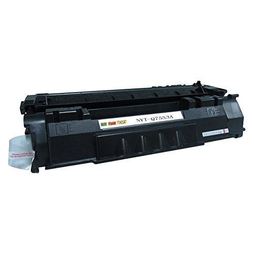 V4INK Compatible Toner Cartridge Replacement for HP ZNH-Q7553A-10 ( Black )