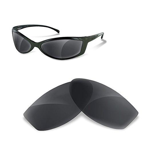Sunglasses Restorer Polarized Black Iridium Replacement Lenses For Arnette Swinger - Restorer Sunglasses