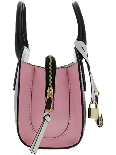 Women's PINK Jacobs Marc BLACK Big BABY Bag Logo ONE Shot Strap Little xIwwd1qv