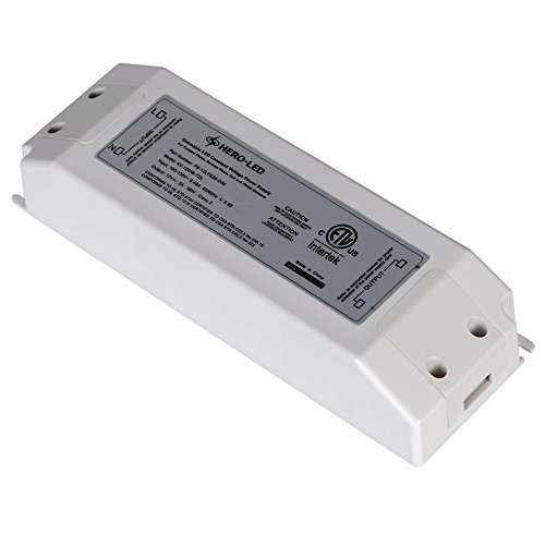 HERO-LED PS-12LPS36-DIM ETL-listed Dimmable LED Constant ...