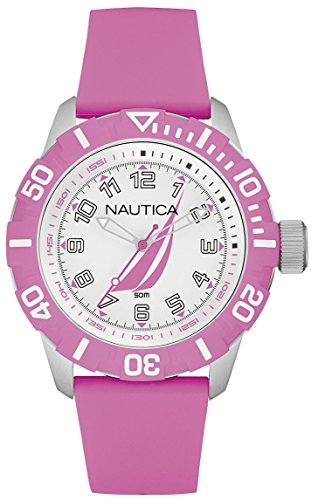 Nautica nsr-100 j-class NAI08514G Womens quartz watch