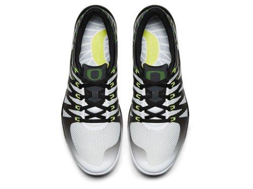 Amazon.com  Nike Free Trainer (Oregon Ducks) 5.0 V6 AMP Running Shoes (13)   Shoes 88178e67e5