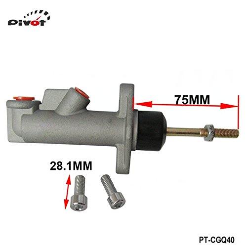 Cylinder 0.625 (Luxbody(TM) New Brake /Clutch Master Cylinder 0.625 Universal Heavy Duty Motorsport HandBrake PT-CGQ040)