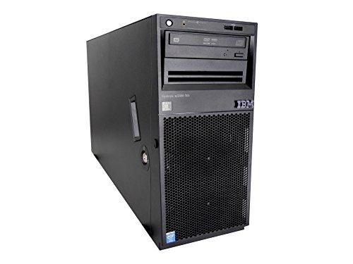 IBM System x3300 M4 Tower Server, 1x Xeon E5-2407 v2 2.4GHz Quad Core Processor, 8GB DDR3 Memory, 4x 2TB 7.2K SATA Hard Drives, ServeRAID H1110 Controller, 460W Fixed Power Supply 460w Memory