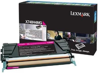 LEXX748H4MG OEM Toner Magenta 10000