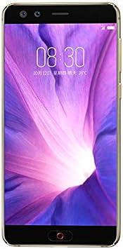 Nubia nx589j z17minis 5,2 Pulgadas Pantalla táctil Smartphone (6 GB RAM y 64 GB ROM) Azul Oscuro: Amazon.es: Electrónica