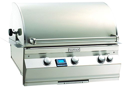 Fire Magic Aurora A540i Built-in Propane Gas Grill With One Infrared Burner And Rotisserie - A540i-6l1p -