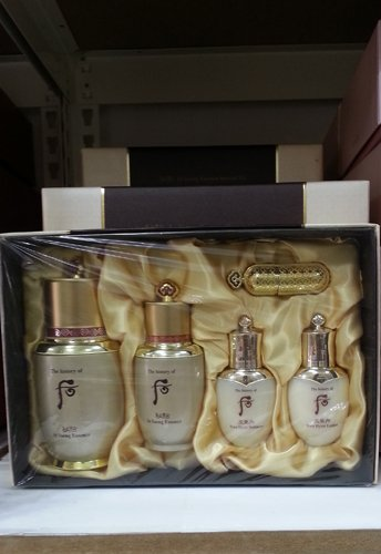 Korean Cosmetics_The History of Whoo Bichup Ja Saeng Essence 2pc Gift Set