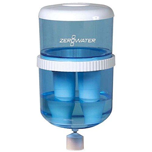zero filtered water bottle - 1