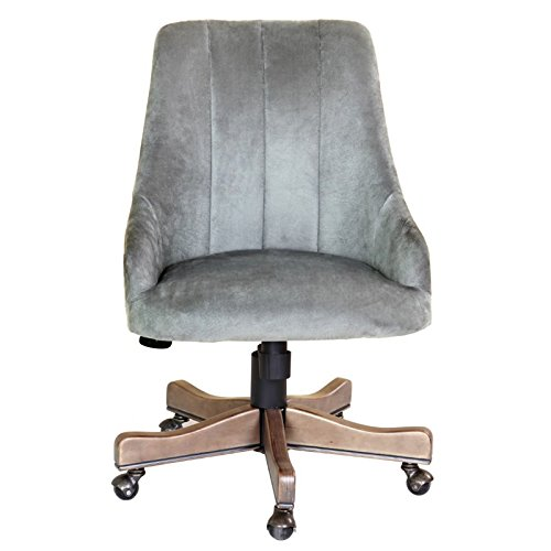Decorative Desk Chairs - Boss Office Products B526DW-CV Desk-Chairs