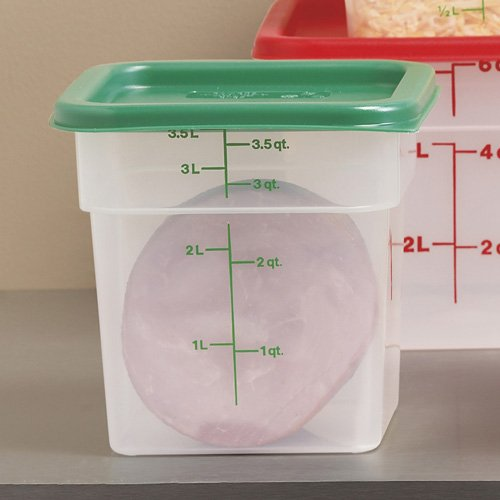 plastic kitchen storage containers cambro food storage containers towels and other kitchen 4272