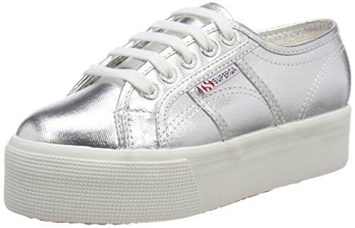 2790 Cotmetw Sneaker Superga Silver Donna Argento f1qTwgdW