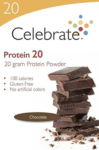 Celebrate Protein Shake 20 - Available In 8 Flavors!