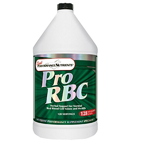 Pro RBC Blood Builder Gallon by Peak Performance