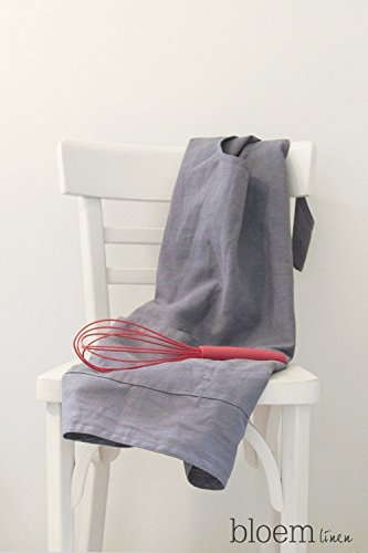Solid Bistro Aprons - 3