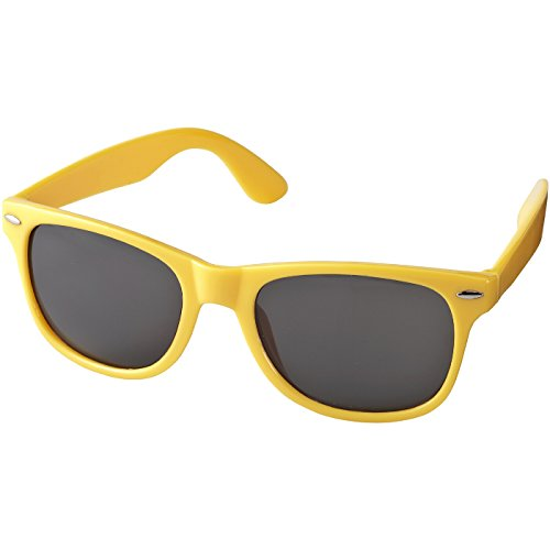 Lunettes de soleil jaune jaune
