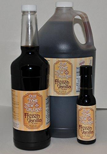 - Double Strength French Vanilla