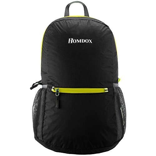 Homdox Ultra Lightweight Packable Backpack Hiking Daypack Tr