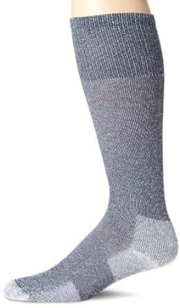 Thorlo Women's Ultra Lite Over Calf Sock, Lake Blue, Small