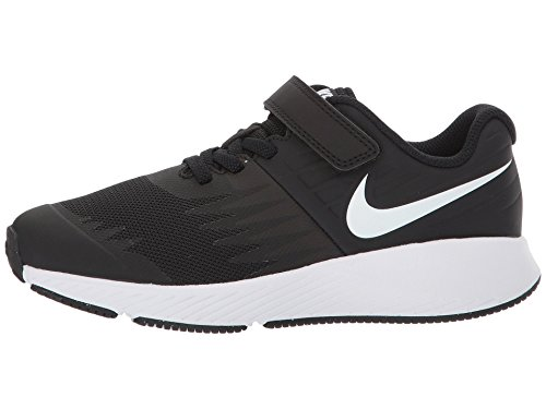 Nike Star Runner (PSV), Zapatillas de Trail Running Para Niños Negro (Black/White/Volt 001)