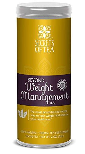 Beyond Weight Management Tea Secrets product image