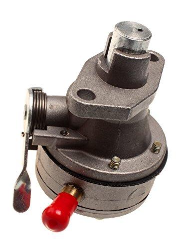 Fuel Lift Pump YM129100-52100 YM129100-52101 for Yanmar Engine 4TNE84 3TNE88 4TNE88 3TNE84 Komatsu Engine 4D84E 3D88E 4D88E 3D84E