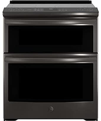 GE PS960BLTS Electric Smoothtop Range Cooktop