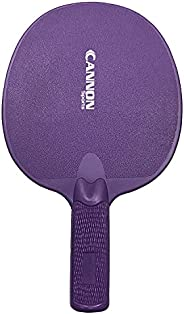 Cannon Sports Purple Unbreakable Table Tennis Paddle