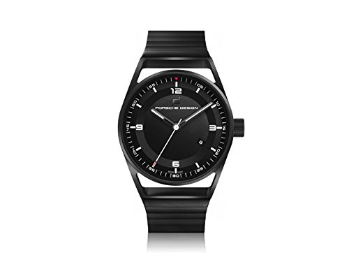 Porsche Design 1919 Datetimer, Automatic Watch, Titanium ,Black