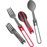 MSR Folding Utensil Set - Forks & Spoons