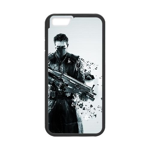 Syndicate 5 coque iPhone 6 4.7 Inch cellulaire cas coque de téléphone cas téléphone cellulaire noir couvercle EEECBCAAN08885