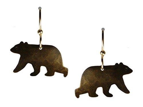 bear earrings - 9