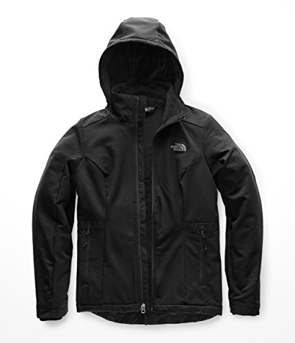 Coat North Face Winter - The North Face Women's Shelbe Raschel Hoodie - TNF Black - M
