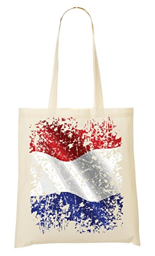Netherlands Europe Amsterdam Country Series Nationality Flag Nice To Bolso De Mano Bolsa De La Compra