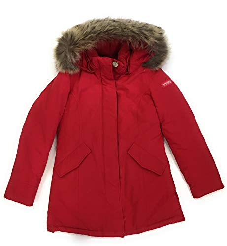 Wkcps1973 Red Inverno Bambina Giubbotto Woolrich Arctic 1zqnBwxnE