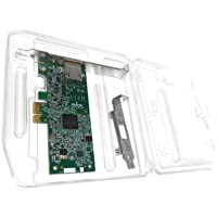 Sparepart: Dell Network : Additional Broadcom 5722 10/100/1000 Mbits BASE-TX, 9RJTC (5722 10/100/1000 Mbits BASE-TX network interface card PCIe x1 (Full Height) (Kit))