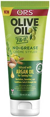 Ors Olive Oil Fix-It No-Grease Creme Styler 5 Ounce (150ml) (Pack of 2)