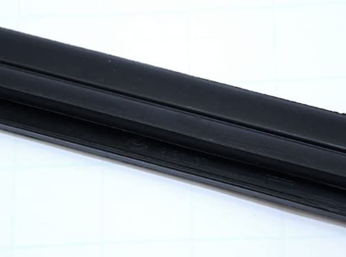 Weatherstrip Black Railing - Quarter Window Genuine For BMW 51368194741