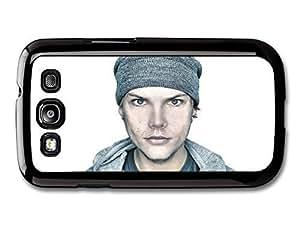 AMAF ? Accessories Avicii DJ Tim Bergling Portrait case for Samsung Galaxy S3