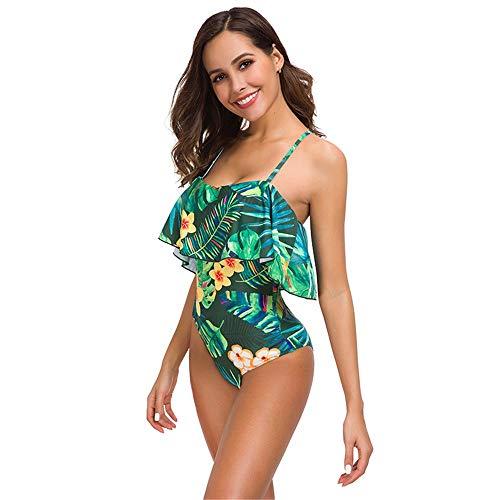 Costume In Nero Green Siamesi Bagno Mmwaconnesso Spiaggia Da L 6Agx5wwvq