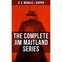 THE COMPLETE JIM MAITLAND SERIES: Adventure Classics: The Travels of Jim Maitland & The Island of Terror