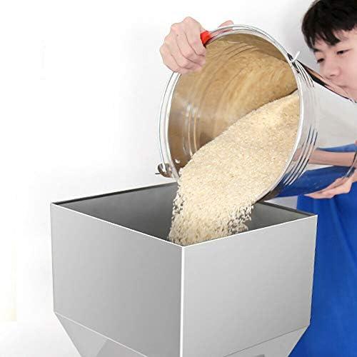 10-999G Machine à pull automatique avec emballage à la poudre, machine à remplir, pesée et remplissage de particules 200 W