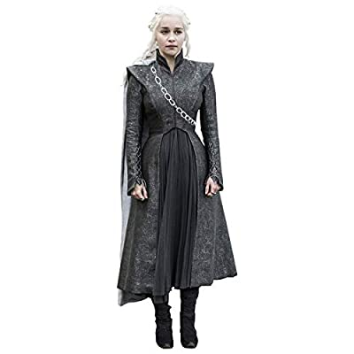 Homelex Game of Thrones Mother of Dragon Daenerys Targaryen Cosplay Costume Suit