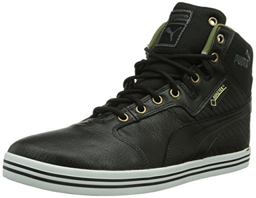 Burnt Olive Dark Tatau Black hombre Mid White Shadow Zapatillas Puma para xc0AwqYWOZ