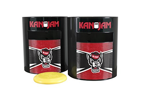 Kan Jam NCAA College NC State Wolfpack Disc - Games Wolfpack