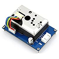 Waveshare Dust Sensor Detector Module with Sharp GP2Y1010AU0F Onboard for Measuring PM2.5 Air Purifier Air Conditioner Monitor Supports Arduino