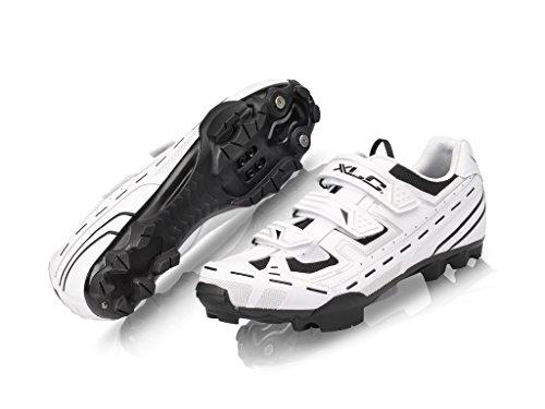 XLC MTB-Shoes CB-M06 Schuhe weiß Gr. 44 Fahrradschuhe