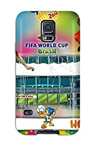 High Quality Spain Vs Holland Case For Galaxy S5 / Perfect Case