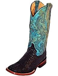 Ferrini Womens Print Caiman BT Western Boot